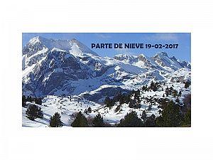 PARTE DE NIEVE 19-02-2017