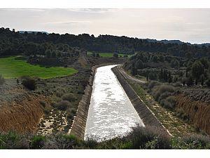 La Confederación Hidrográfica del Ebro licita el acondicionamiento del camino de servicio del Canal de Bardenas y sus acequias principales