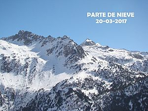 PARTE DE NIEVE 20-03-2017