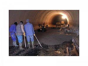 La CHE licita una obra de mantenimiento  y conservación del túnel de Farasdués, en el Canal de Bardenas