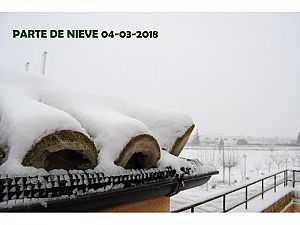 PARTE DE NIEVE 04-03-2018