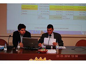 Jose Mª Vinue, reelegido presidente...