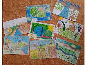 Entregados los premios del VII Concurso de Dibujo Agua y Medio Rural