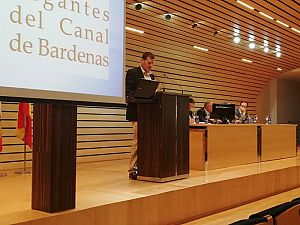 El Sistema Bardenas presente en el 36 Congreso Nacional de Riegos en Valladolid