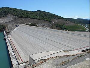 La Ministra de transición ecológica, defiende la seguridad técnica y legal de la presa  de Yesa.