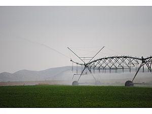 La campaña de riego en Bardenas acaba con normalidad y nuevamente con falta de regulación