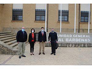SEIASA Y LOS REGANTES DE BARDENAS HABLAN DE COMO MODERNIZAR DENTRO DEL PLAN RE RECUPERACION DE ESPAÑA