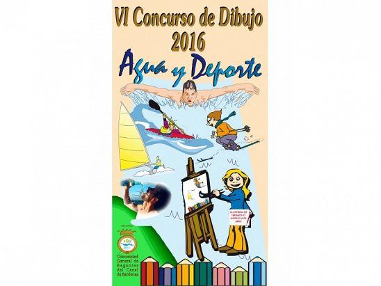 CARTEL VI CONCURSO DE DIBUJO