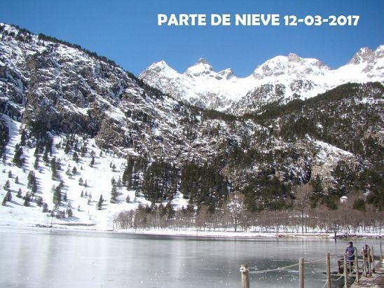 PARTE DE NIEVE 12-03-2017