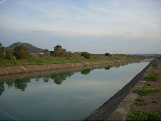 CANAL INICIO CAMPAÑA DE RIEGO
